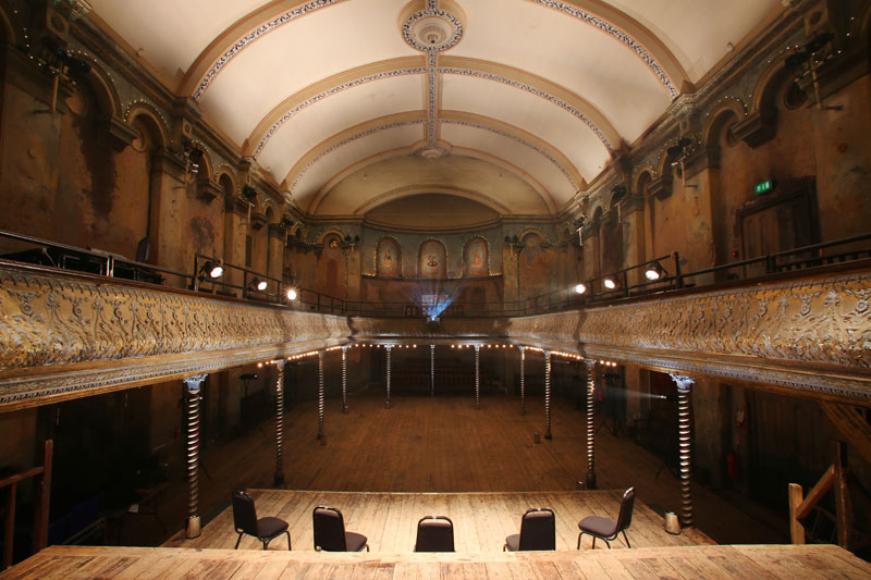 Wiltons music Hall à Londres, il vous reste à imaginer le reste